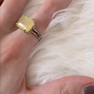 🦋pick 3/$40 braided silver hippie bohemian ring